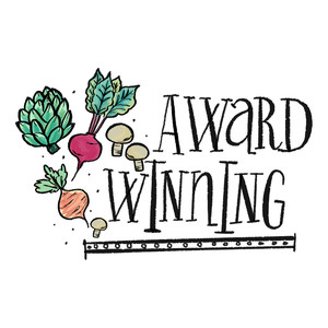 award winning word art