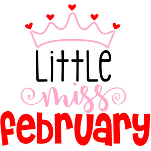 little miss february