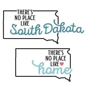 there's no place like home - south dakota state