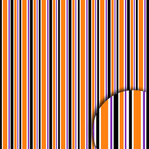 halloween stripes pattern