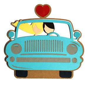 love car card
