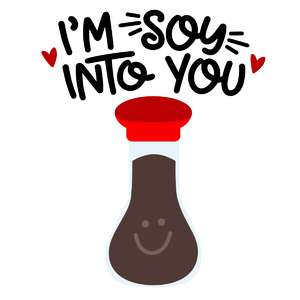 i'm soy into you