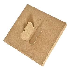 butterfly post it note gift box