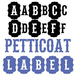 zp petticoat label
