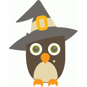 jillibean witch owl