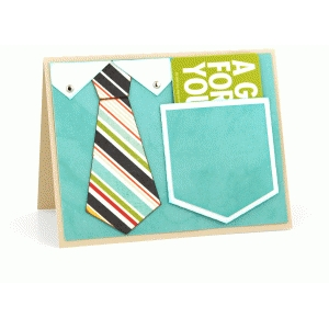 gift card holder: father's day shirt