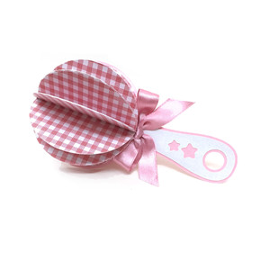 baby rattle decoration