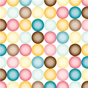 multi color circles