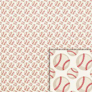 baseballs background paper