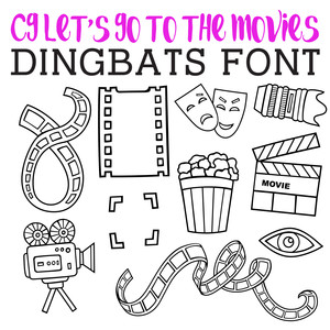 cg let's go to the movies