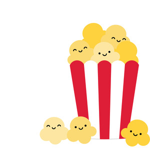 popcorn - so much pun
