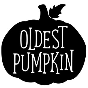 oldest pumpkin