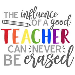 influence of teacher