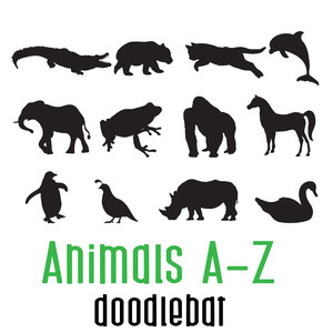 animals a-z doodlebat