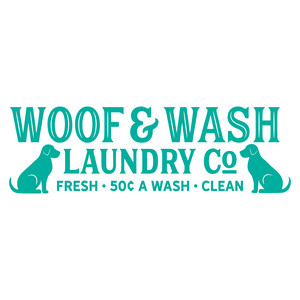 woof & wash laundry co