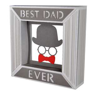 best dad ever framed