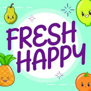 fresh happy