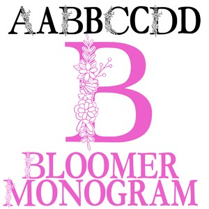 pn bloomer monogram