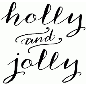 holly and jolly