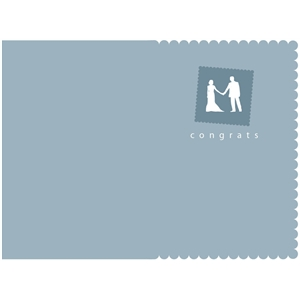wedding card - couple