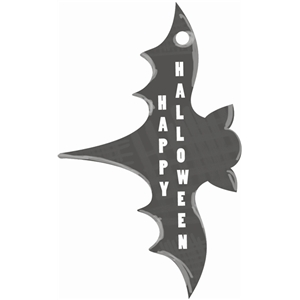 halloween tag bat