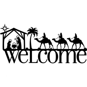 welcome nativity