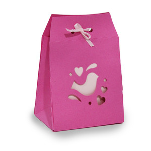 bird party favor bag