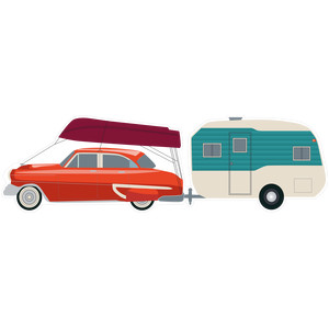 car and camper