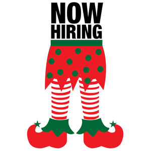 now hiring elves