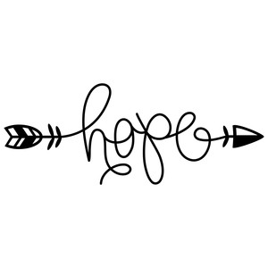 hope arrow phrase
