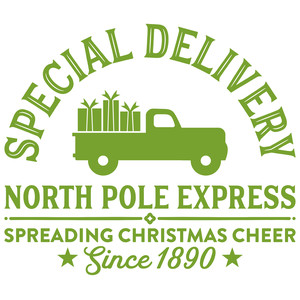 special delivery north pole express