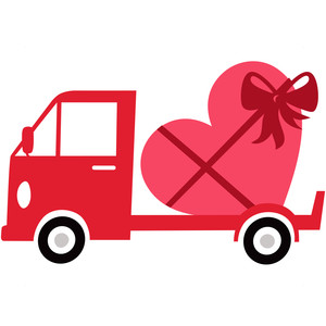 valentine delivery