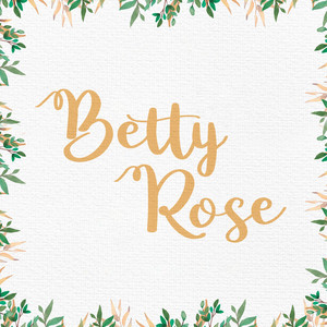 betty rose font