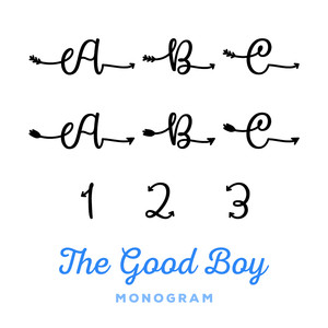 the good boy font
