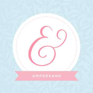 ampersand | 48 different styles
