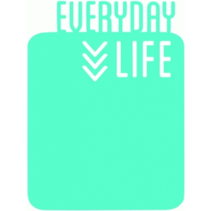 everyday 3x4 life card