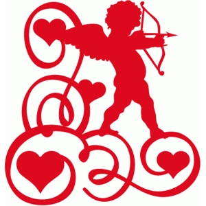 cupid flourish