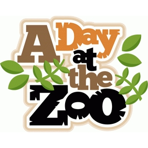 a day at the zoo title