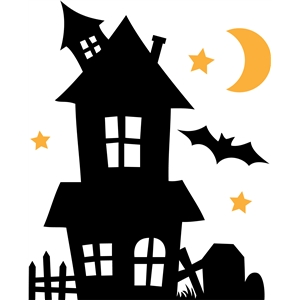 Luscious image with regard to printable haunted house template