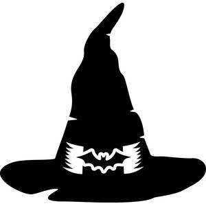 bat witch hat