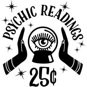 psychic readings crystal ball
