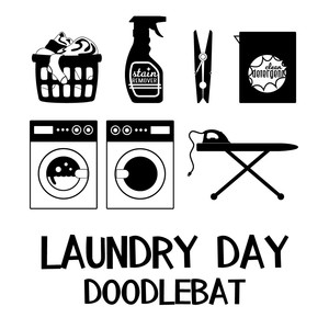 laundry day doodlebat