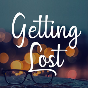 getting lost font