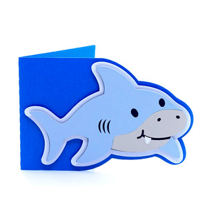 little shark card