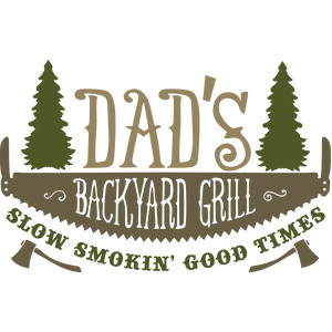 dad's backyard grill