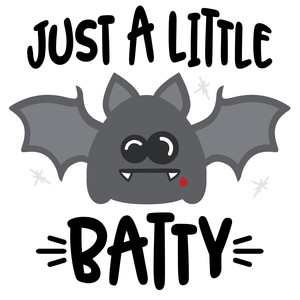 just a little batty