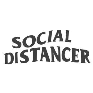 social distancer phrase