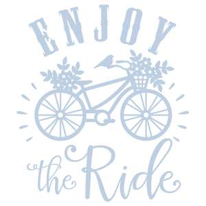 enjoy the ride bike