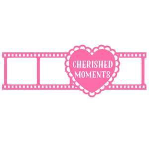 cherished moments photo frame