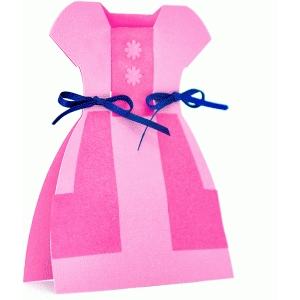gretchen dress card